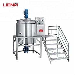 Petroleum Jelly Hair Remove Wax Air Freshener Mixing Tank/ Mixer/ Making Machine/Equipment/ Production Line