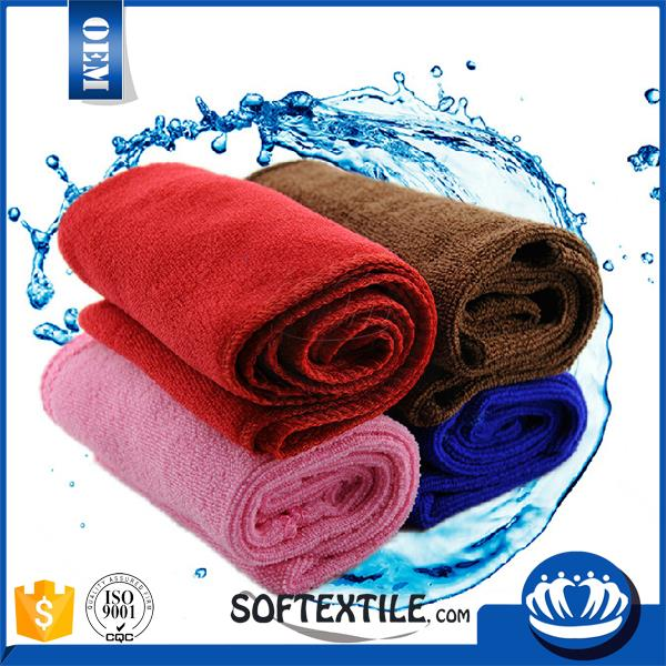 Softextile wholesale wash cloth print microfiber cleaning cloth