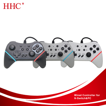 High Quality Factory Wholesale Price Wired Controller For Nintendo Switch  Console Full Functions - Buy Wired Controller For Nintendo Switch,Full