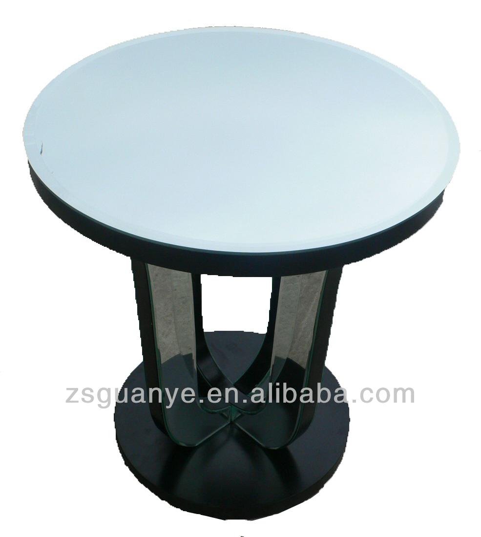 New Design Modern Small Mirrored Round Coffee Table Mirrored Coffee Table Buy Round Glass Coffee Table Glass Table Base Mirror Furniture Product On Alibaba Com