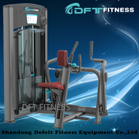 DFT-917 Seated Row professional gym product with big promotion, body building commercial fitness equipment