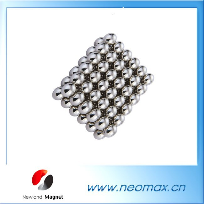 Manufacturer directly supply customized small ball shaped magnets for hot sale