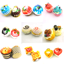 squishy kawaii slow rising pu fruit bread toys for wholesale