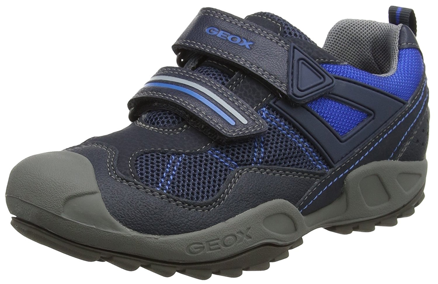 Geox Boys J New Savage A Low-Top Sneakers