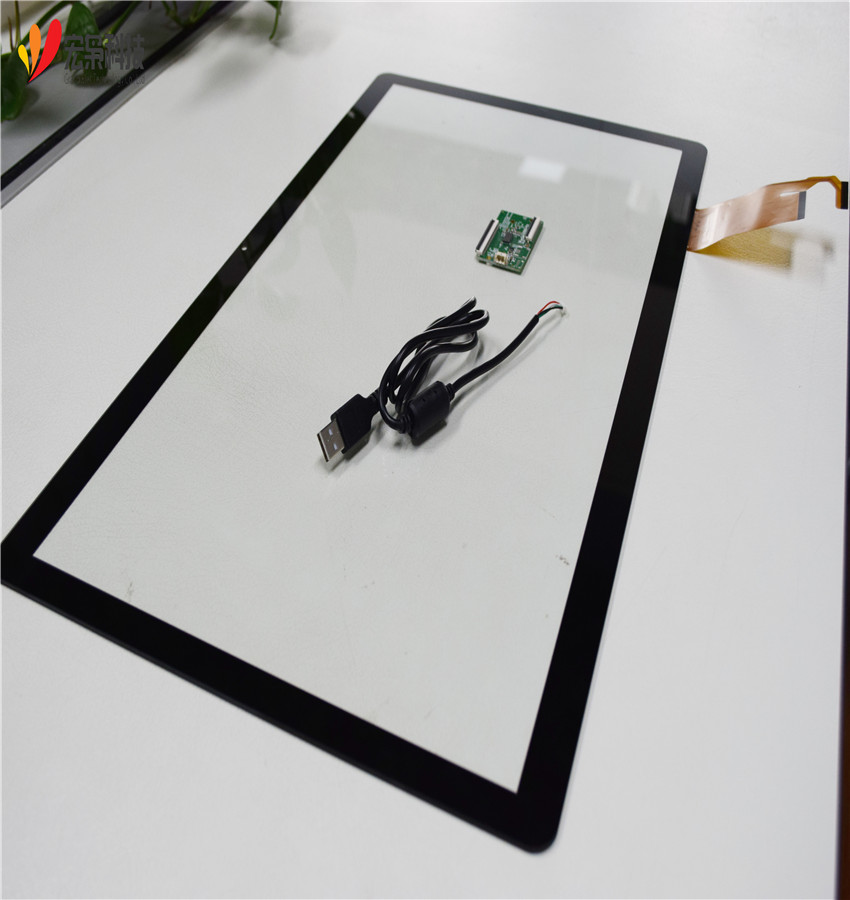 "USB 14.1, 15', 15,4, 15,6 "", 17', 17,3"", 18,5 "", 19, 20,1, 21,5 zoll transparent glas touch screen kapazitive touch panel"