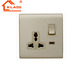 Hot sale British Standard ISO9001 MF mk electrical sockets and switches