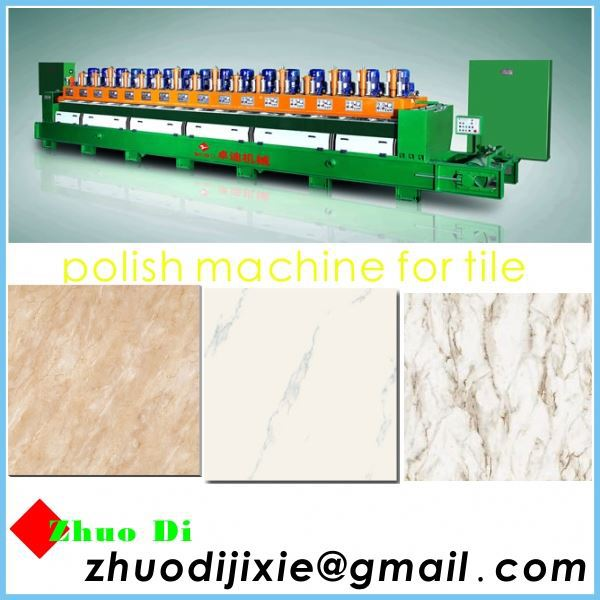 ceramic tile polish machine chrome polishing machine