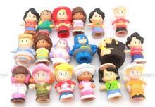 Randomly 10pcs Fisher Little People 2 Mini Figures