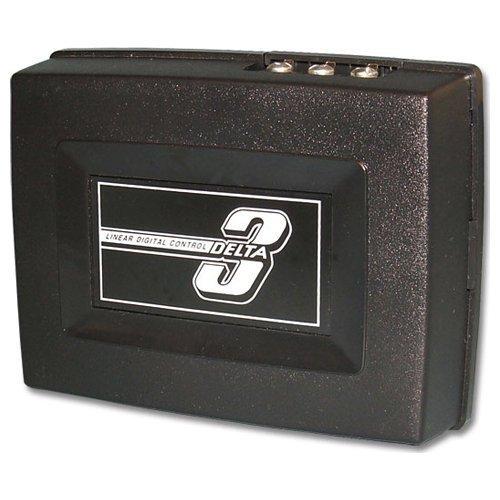 Linear Delta-3 GRD 1-Channel 12//24 Volt Gate Garage Door Radio Receiver DNR00101