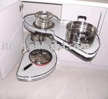 Küche Bewegen Erdnuss Rahmen Korb - Buy Küche Korb Veranstalter,Metall  Bewegen Magic Corner,Küchenaccessoires Product on Alibaba.com