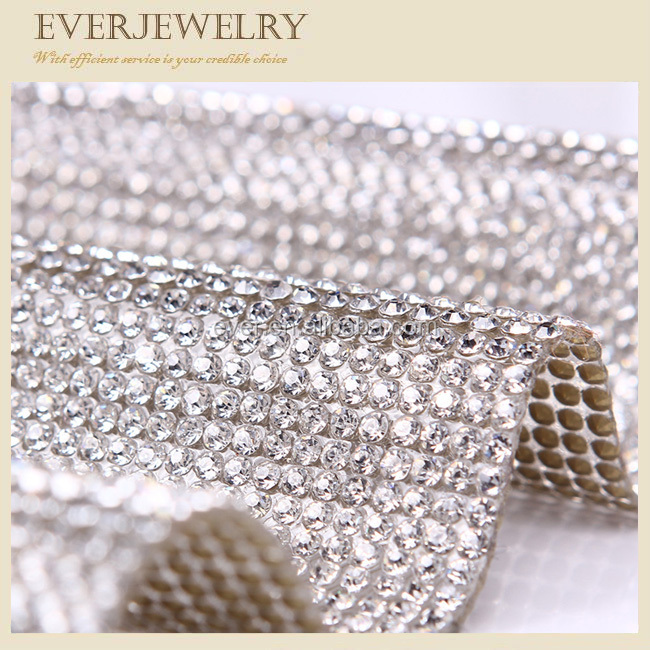 Top A quality ss6.5 PP14 2mm crystal hot fix rhinestone sheet