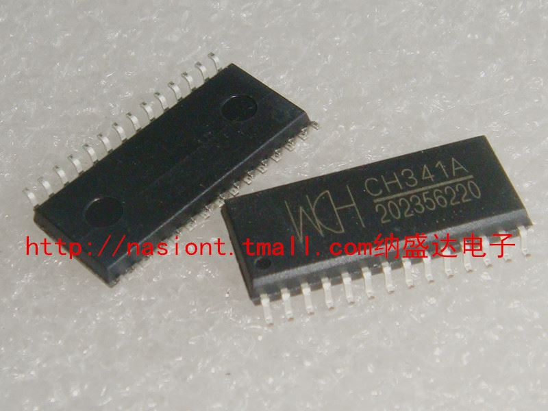 CH341A CH341 SOP USB serial parallel chips--NSDQW3