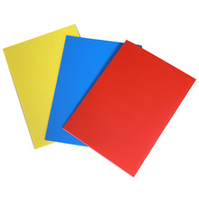 Raw Material Black And White Color Plastic Sheet