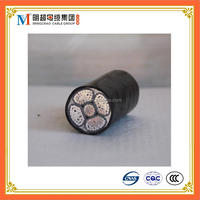 xlpe insulated aluminum power cable al/xlpe/pvc power cable electric heating wire