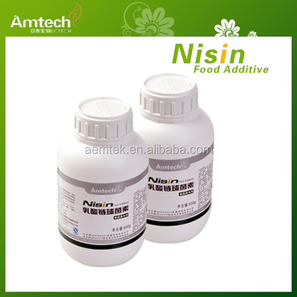 2014 China Supply Nisin e234 As a Food Preservative Nisin