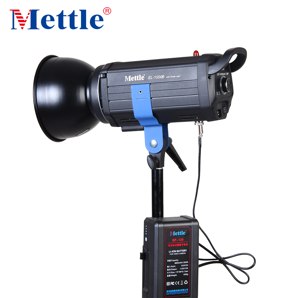 battery powered photographic led display V mount lock studio video lighting