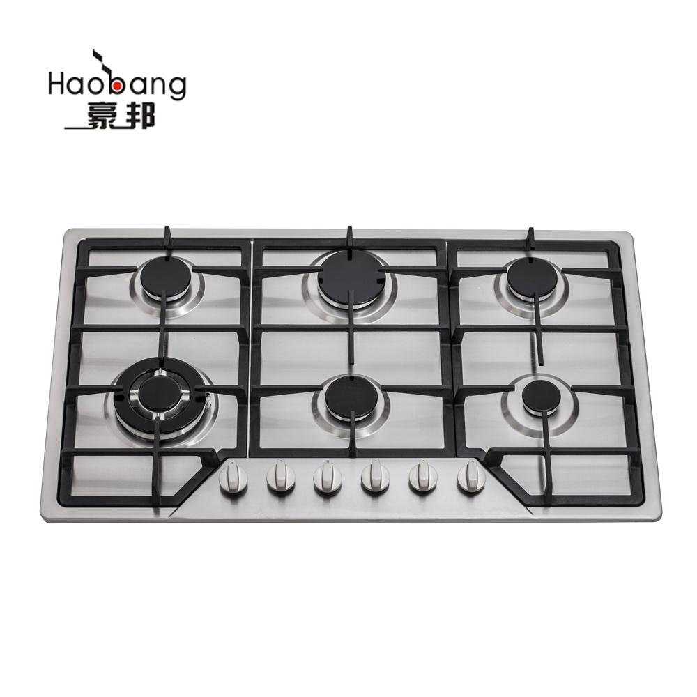 Jh 5207 Professional Oem 6 Burners Gas Cooktop 6 Burner Induction Cooker Buy 6 Burner Induction Cooker Gas Stove Part Name 6 Burner Gas Stove Product On Alibaba Com