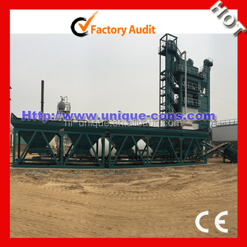 Asphalt drum mix plant LB1500 with 120ton/h