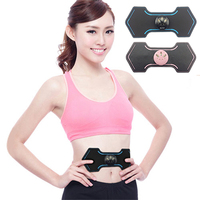 2017 New EMS tens massage products portable slimming massage belt weight loss belt electric ab belt relaxing muscle