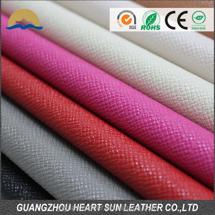 2015 best seller classical PVC automotive leather