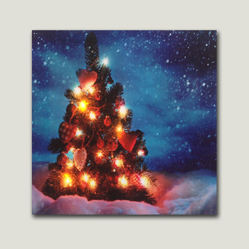 Christmas Led Canvas.Canvas Picture With Led Light Christmas Decoration Led Canvas Painting Buy Led Canvas Painting Christmas Decoration Canvas Picture With Led Light