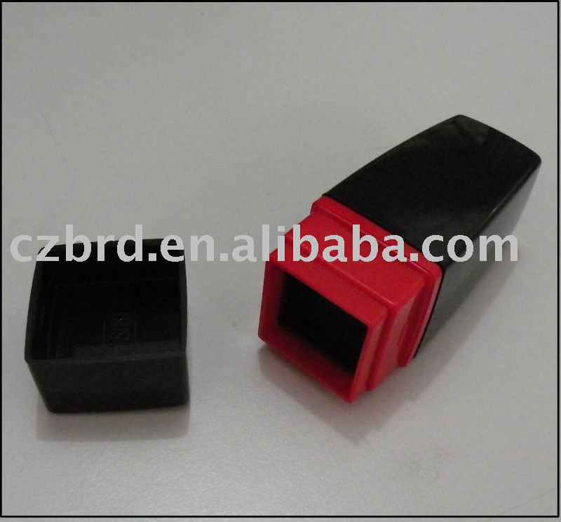 plastic automatic flash stamp handle