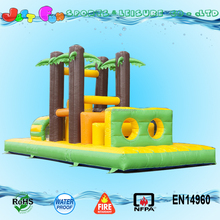 Good quality inflatable obstacle course baby obstacle courses