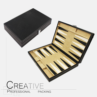 Personalized Wooden Backgammon Board Set Wholesale