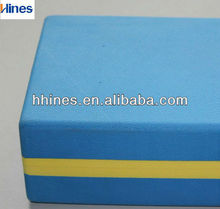 Hot newest item high density EVA foam yoga block, yoga brick