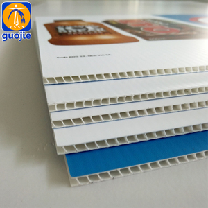 Advertising 5mm corflute Printed board corrugated coroplast plastic signs