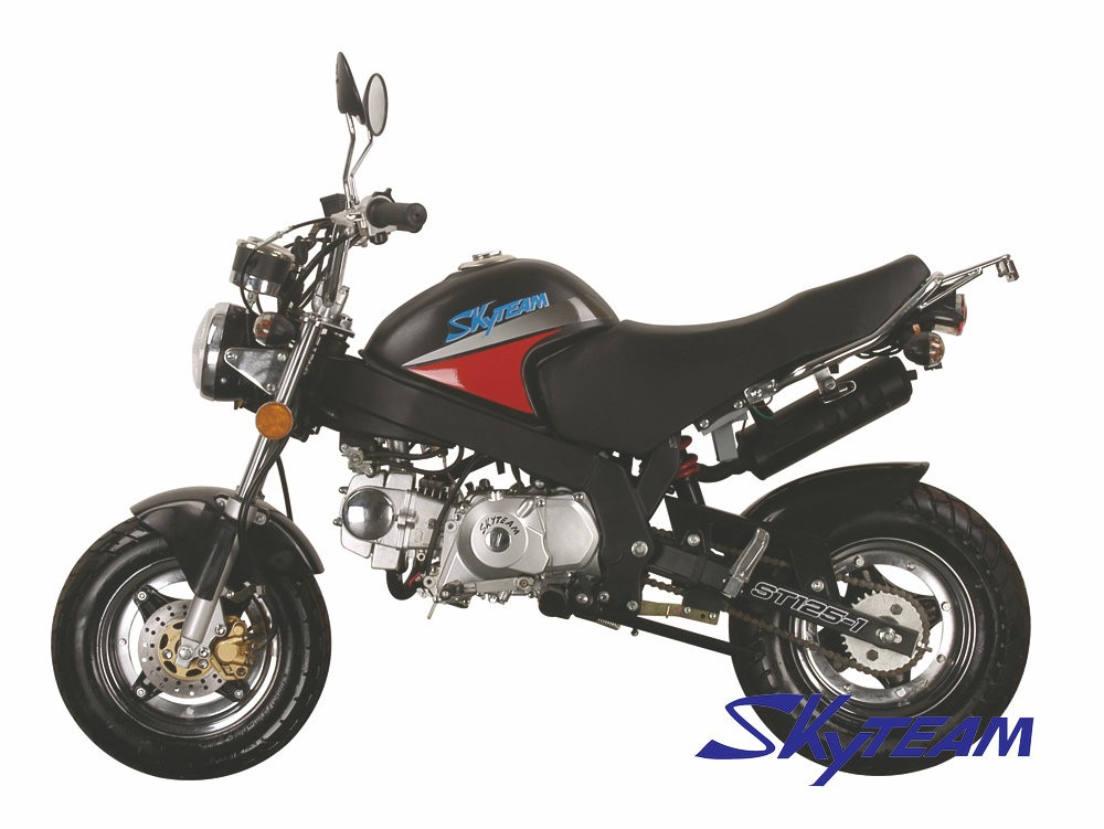 skyteam 50cc 4 stroke pbr msx ksr zb50 motorbike eec. Black Bedroom Furniture Sets. Home Design Ideas