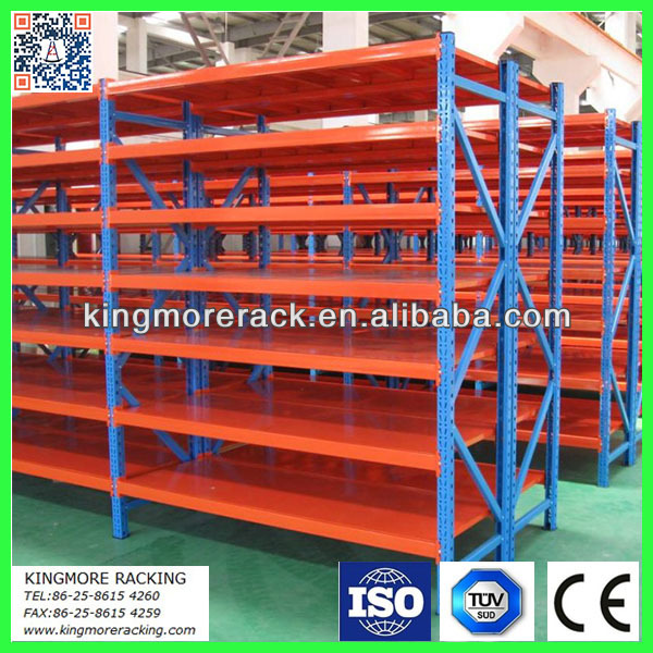 Good FOB CIF price ,high quality warehouse storage steel middle duty wide span shelves