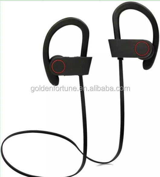 New Sport Running Bluetooth Headset Ear Hook Stereo Wireless Headphone