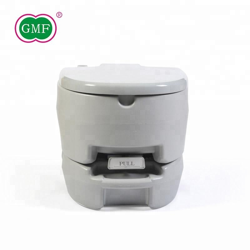 China plastic portable camping bio wc toilet for travel