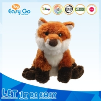 Factory Custom Wholesale Plush Fox Stuffed Animals plsuh fox