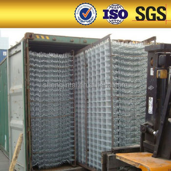 Sl72 Sl92 2,4x6 Meter Estrichmatten Drahtgitter - Buy Product on ...