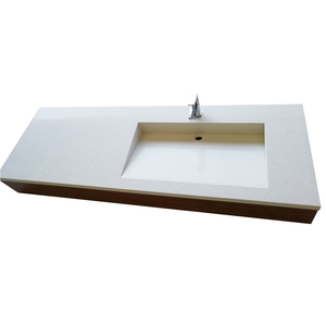 One Piece Bathroom Sink And Countertop Supplieranufacturers At Alibaba