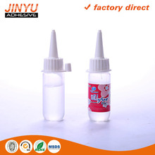 Strong Adhesive Safe adhesive for plastic polyethylene