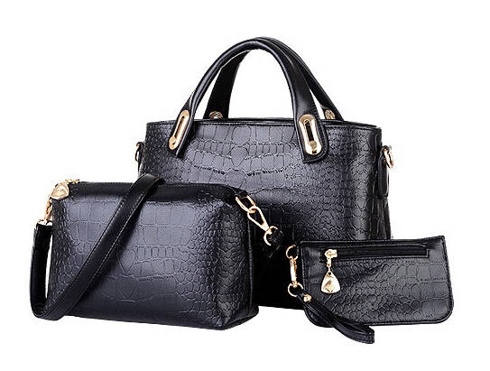 New Season Women Bag Set Fashion Handbags Set Cheap Women Bags Set ...
