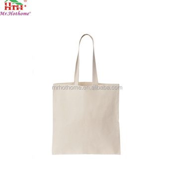 Factory Custom Tote Bags Printed No Minimum Cotton Totes