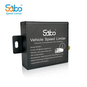 SABO best quality vehicle electronic speed limiter