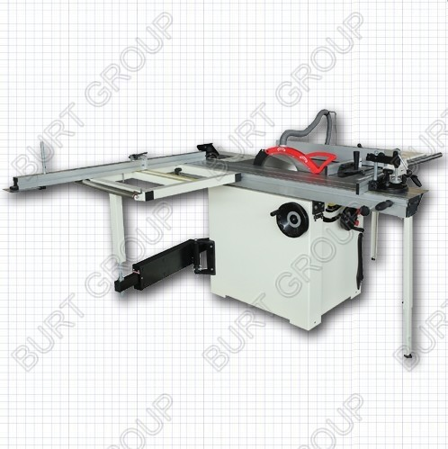 TYPE II 12 INCH PANEL SAW WITH SCORING SAW AND 1800MM SLIDING TABLE