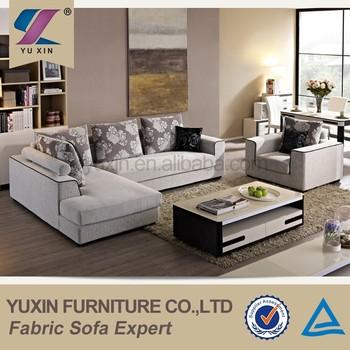 Flower Pattern Glamour Modular Home Livingroom Sofa