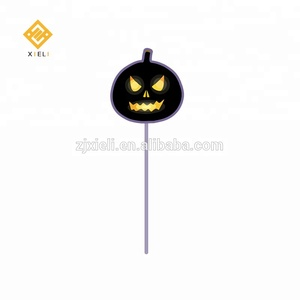 Halloween New products Cupcake Toppers Picks Various Themes Halloween Picks Topper