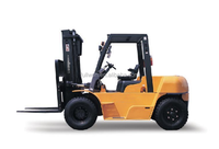 Optional model Lonking new narrow aisle forklift for UAE