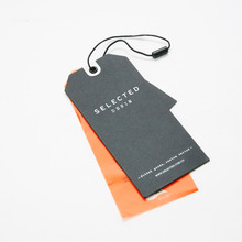 garment packaging tag clothing tag for women dresses