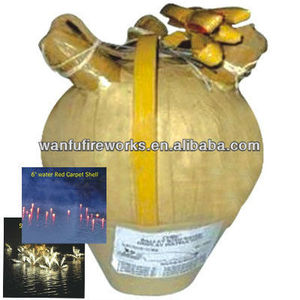 "5"" water fireworks,water display shells fireworks or pyrotechnics"