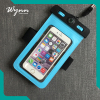 Exclusive custom mobile phone pvc waterproof bag dry bag