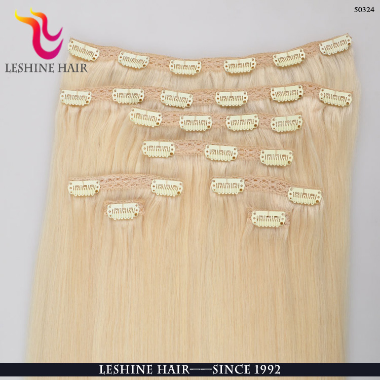 Wholesale price Unprocessed Human hair toupee for women clip in online Brazilian hair
