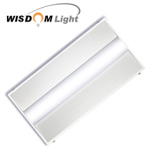 DLC UL cUL listed 2x2 2x4 led recessed panel light troffer with 5 years warranty